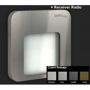 Moza Lampa LED - 14V, Monocolor + Receiver Radio