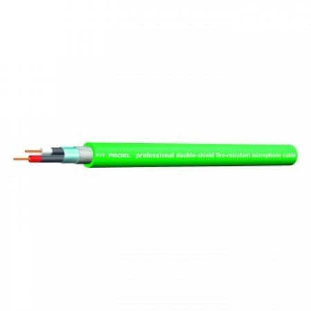 Cablu microfon cu izolatie antifoc, HPC210FR, Proel