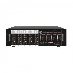 Amplificator cu mixer, 4 zone, 240W, 5 intrari, TPTMA54Z, TOPP PRO, Public Address