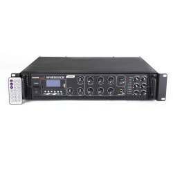 Amplificator audio cu 6 zone si mediaplayer, MV8300CA-BT, Master Audio