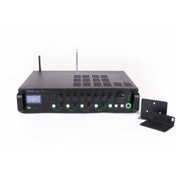 Mixer Amplificat 360W, 4 zone, MP3 player, radio FM si BLUETOOTH, MF8400