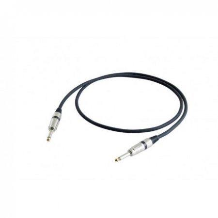 Cablu profesional JACK 6.3mm, mono, lungime 1 m, STAGE180LU1, Proel