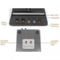 Sistem intercom profesional pentru ghiseu, ITC2020