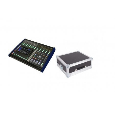 Set aplicatii DJ, mixer digital si geanta de transport, Topp Pro