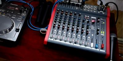 Sistem de sonorizare performant pentru caminul cultural din Reviga