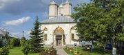Amro în vizită la Mănăstirea Pasărea