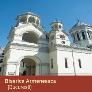 Biserica Armeneasca, Bucuresti