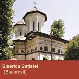 Biserica Ortodoxa Batistei, Bucuresti