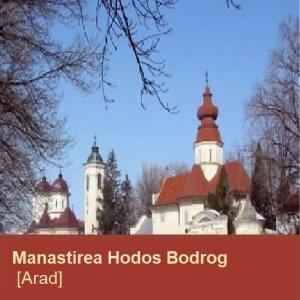Manastirea Hodos Bodrog, Arad
