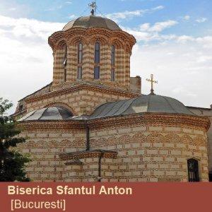 Biserica Sfantul Anton, Bucuresti