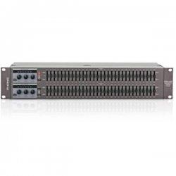 Egalizator Grafic 31 benzi, Stereo, GEO3102F Phonic, pentru ajustarea amplitudinii semnalului audio