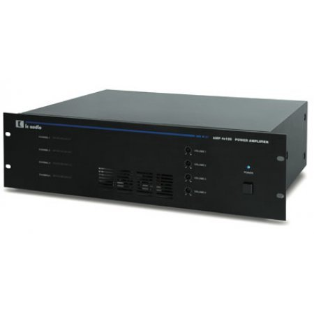 Unitate de Putere 100V (PA), AMP4x120, IC Audio