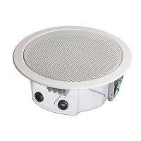 Difuzor tavan fals 6 W / 100 V, metal, DL-E 06-165/T EN 54, IC Audio
