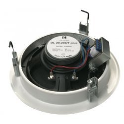 Difuzor de Plafon 20W, DL 20-200/T plus, IC Audio