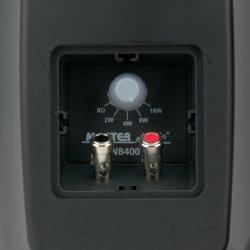 Incinta Audio cu factor de protectie IP65, NB400TB, Master Audio