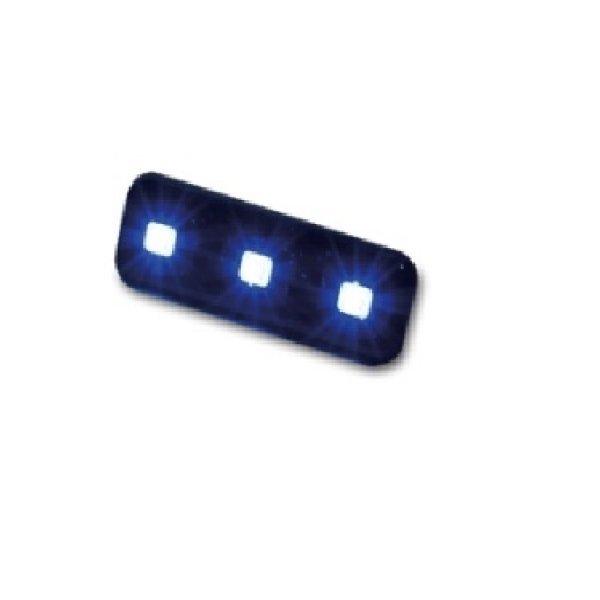 spot led semnalizare auto, lumini semnalizare auto, semnal luminos, semnal lumina led albastru, semnalizator led auto, la sonora SPOT FLEX  albastru, amro grup importator lumini led semnalizare