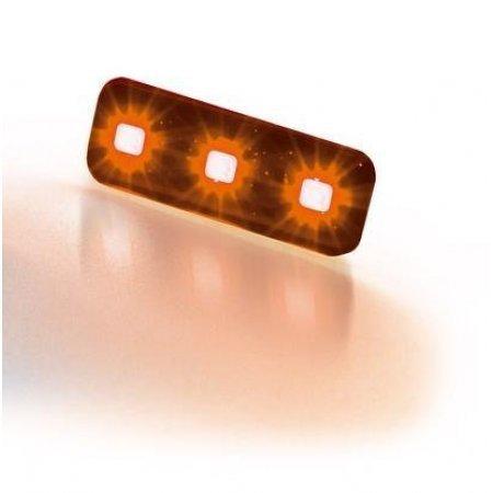 Spot led pentru semnal luminos auto, SPOT FLEX  portocaliu , La Sonora