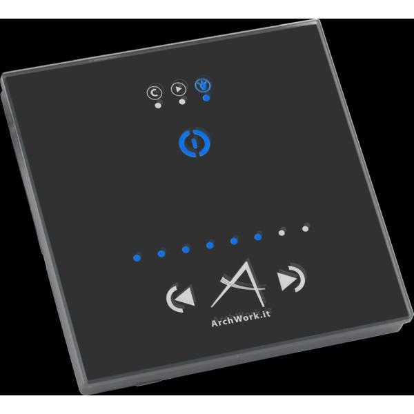 interfata touch sensitive 128 ch,  interfata control DMX, Interfata touch sensitive 128 ch DMX, micro-USB, ARCPAD, Music & Lights, amro grup importator lumini led si accesorii italia