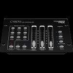 Controller pentru DMX, CYBER3, MUSIC & LIGHTS