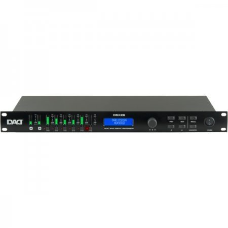 Procesor Audio Digital ptr Sistemele PA, DSX26