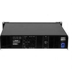 Amplificator profesional DSP cu 2 canale si putere 2 × 700W la 4ohm Music & Lights IDEA1402