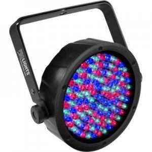 Color Changer RGB, LUMIPAR56, MUSIC & LIGHTS