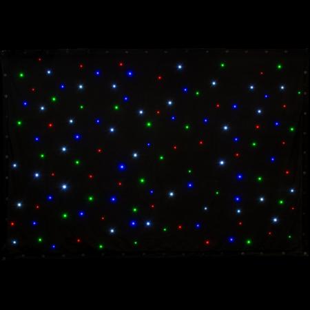 Perdea led flexibila STARDRAPERGBW Music and Lights