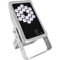 Proiector pentru Iluminat Arhitectural cu 18 LED-uri x3W RGB FullColor, ARCSTREAM18
