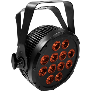 Proiector led profesional RGB LUMIPAR12HPRO Music and Lights
