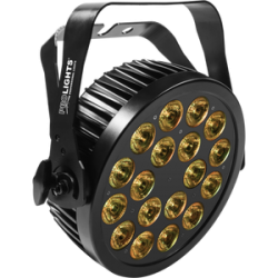 Proiector led profesional RGB LUMIPAR18QIP Music and Lights