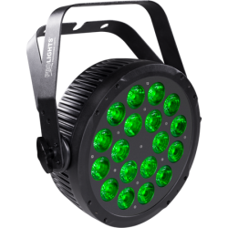 Proiector led profesional RGB LUMIPAR18QTOUR Music and Lights