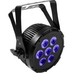 Proiector led profesional RGB LUMIPAR7HPRO Music and Lights