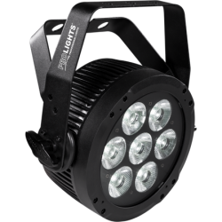 Proiector led profesional RGB LUMIPAR7QTOUR Music and Lights