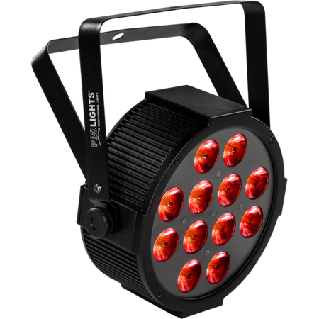 Proiector led profesional RGB LUMIPAR12UQ Music and Lights