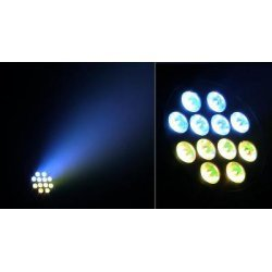 Proiector Lumini Arhitecturale Par Led, SUNPIX 12TRI