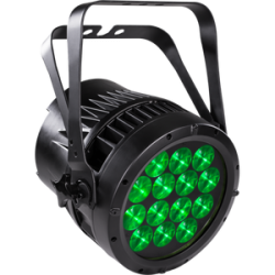 Proiector PAR LED profesional ARCLED7513QZOOMIP Music and Lights