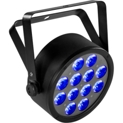 Proiector led profesional RGB LUMIPAR12UTRI Music and Lights