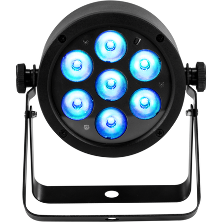 Proiector led profesional RGB LUMIPAR7UTRI Music and Lights