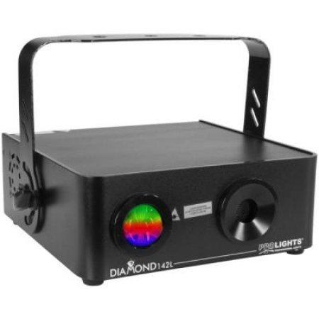 Laser Disco Profesional- 2 Culori (Rosu+Verde) DIAMOND 142L
