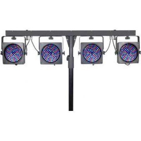 Sistem Lumini Profesionale Scena, Club, LUMI4RGB