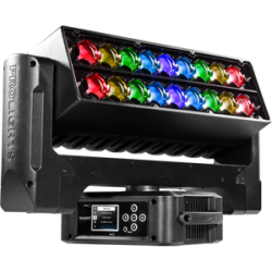 Moving head RGBW AIR18Z LED Music and Lights