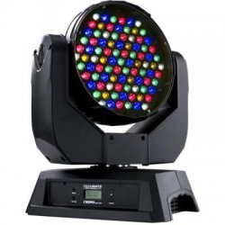 Moving Head Led Wash cu Efecte Strobo, Dimming, Shutter CROMOWASH 300