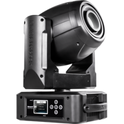 Moving head 180W alb MOONSTONE Music and Lights