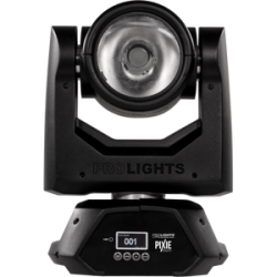 Moving head 60W RGBW PIXIEBEAM Music and Lights