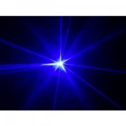 Proiector Laser Albastru KRYPTON400B, Music & Lights