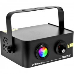 Laser Multicolor pentru Club, Disco, DJ, LASERCOMBY, MUSIC & LIGHTS