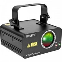 Laser multicolor, KRYPTON140RGY, MUSIC & LIGHTS