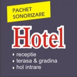 Instalatie Sonorizare Hotel