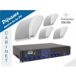 Instalatie Sonorizare Cabinet Stomatologic