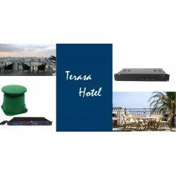 Instalatie Sonorizare Terasa Hotel